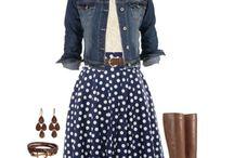 Clothing/Styling Inspiration