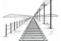 beeldendaspect: lijn