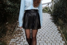 "Fashion&Style: Denim shirts / by ""Outfit Ideas, by Chicisimo"" Fashion iPhone App"