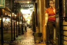 Travel / by Pam McCurdy