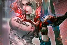 dc comics girl