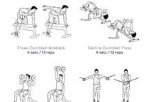 Push/pull workouts