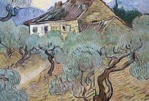 Szilvi / paintings