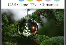 Cards- Christmas Challenge Ideas