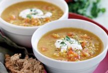 Soup / Soup is so easy to make and budget-friendly.