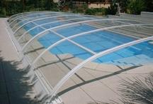 Schwimmbad-Überdachungen