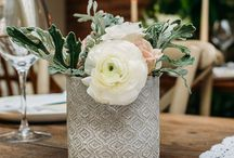 Styleboxe Country House Wedding Table Decor Set
