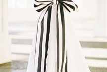 storyboard: black & white ball.  / by The Perfect Petal