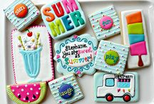 SUMMER cookie