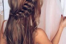 Fashion Hairstyle For Bridesmaid