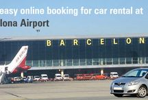 Car Rental Barcelona Airport / Barcelona is a cool place to hang out with your friends and family as there are so many intriguing places to visit. Car rental facilities are available at the airport to make your journey even smoother to these awesome sites.