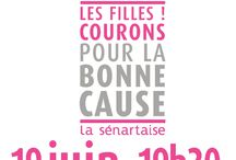 Sénartaise 2015 / course-marche contre le cancer