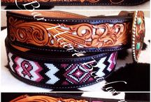 Cowgirl belts