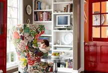 Rooms/Interior Design / by Katie Prendeville