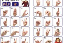 langage signe