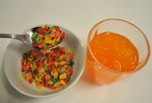 Artificial Food Dye Wall of Shame / Consumption of artificial food dyes has been linked to behavior problems in some kids. Avoid these foods and drinks that contain artificial food dyes.