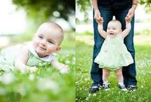 6 month baby photos / by Brookeanne Walters