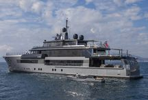 CRN YACHTS - MYS2015 / The best pics of Monaco Yacht Show 2015
