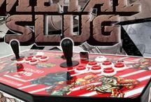 Consolas Arcade 2 Jugadores / Consolas Arcade 2 jugadores con más de 3000 juegos clásicos. Conecta por Hdmi a tu tele y a jugar, manteniendo la sensación de jugar a una auténtica maquina recreativa