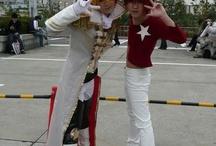 Star Driver: Kagayaki no Takuto Cosplay