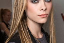 """Fashion Week Pin-spiration / Our favorite hair """"do's"""" from NYFW  / by Rowenta Beauty"""