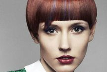 Hair Coloring / Color Trends and Styles