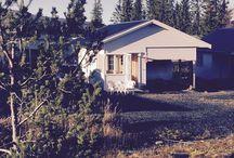 Spikertelt/ Campingvogn & Hytte