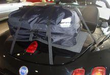 Fiat Barchetta Gepäckträger / Die Alternative zu einem Gepäckträger für lhren Fiat Barchetta. Hinzufügen von Wasserdicht 50 Liter Gepäckraum