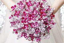 Bridal bouquet / by Nikki Newlove