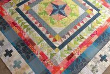 Round robin quilt
