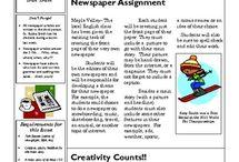 News Article Writing