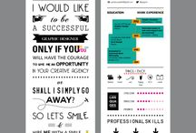 Design / Great design to your cv