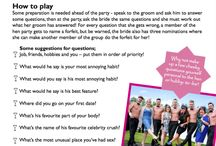 Hen Party Games / Hen party games guaranteed to make your night full of laughter!