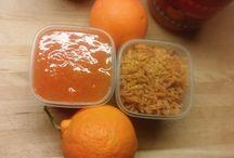 orangesweet / candy of orange