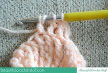 Puff Patterns Crochet