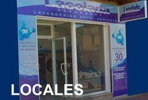 Locales Lavanderia Autoservicio