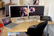 Creative Workspaces / Workspaces where you would love to work and would never want to go home!! / by 1stWebDesigner