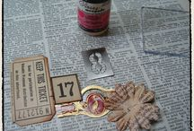 tim holtz / by Bonnie D