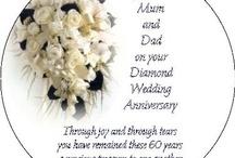 Mom & Dad's 60th wedding celebration 03-29-14 / ideas