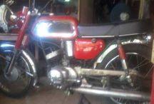 My bike is my life / Segala sesuatu d awali dengan bismilah