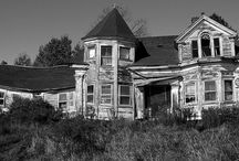 Abandoned buildings / by Beth Showalter
