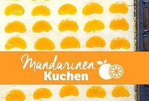 Mandarine Pudding