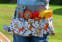 Useful craft stuff / Tool belts, bags and stuff for crafty people