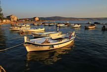 *Starigrad Paklenica* / The Paklenica Riviera is situated in the far north-western part of the Zadar region.