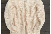 Sweaters - Crochetrelated / Crochetwork and patterns I've found online.