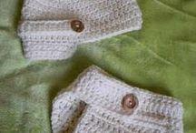 conjuntos crochet