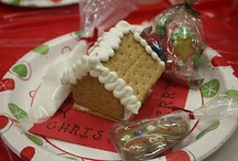 Gingerbread theme / by Penny Lundquist
