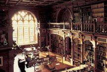 Amazing Libraries: Academia