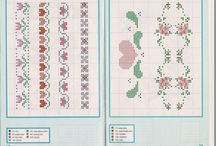 Cross Stitch / Cross Stitch, punto de cruz, ponto de cruz, gráficos de ponto cruz, esquemas, motivos, bordados, punto de croce. / by Jo Angel