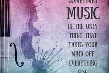 Music, melodies and love